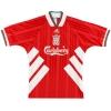 1993-95 Liverpool adidas Home Shirt Ruddock #25 L