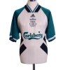 1993-95 Liverpool Away Shirt Ruddock #25 M