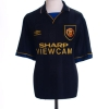 1993-95 Manchester United Away Shirt Keane #16 L