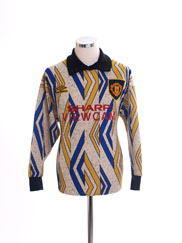 1993-95 Manchester United Goalkeeper Shirt S