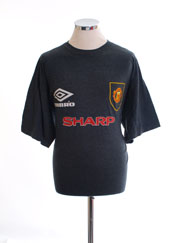 1993-95 Manchester United T-Shirt XL