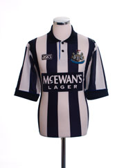 1993-95 Newcastle Home Shirt *Mint* XL