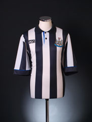 1993-95 Newcastle Home Shirt XL