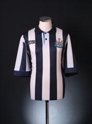 1993-95 Newcastle Home Shirt XL