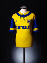 1993-95 Parma Away Shirt XL