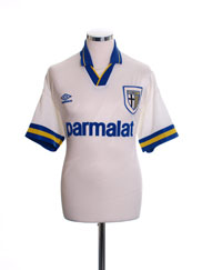 1993-95 Parma Home Shirt XL