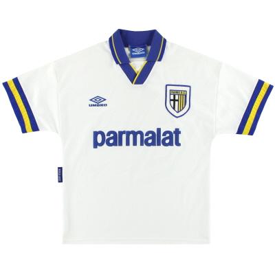 1993-95 Parma Umbro Home Shirt S