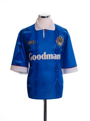 1993-95 Portsmouth Home Shirt L