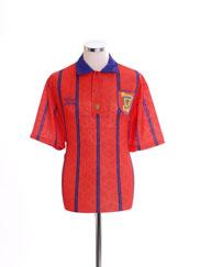 1993-95 Scotland Away Shirt *Mint* M