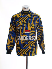 1993-95 Sheffield Wednesday Goalkeeper Shirt #1 S