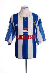 1993-95 Sheffield Wednesday Home Shirt L