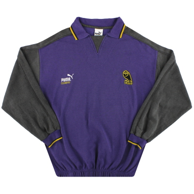 1993-95 Sheffield Wednesday Puma Training Sweat Top L