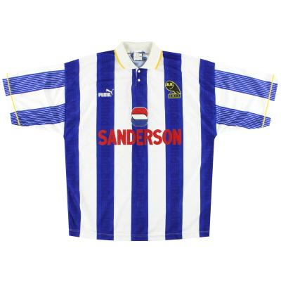 1993-95 Sheffield Wednesday Puma Home Shirt XL