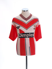1993-95 Southampton Home Shirt L