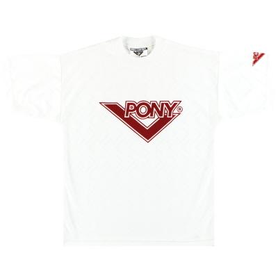1993-95 Southampton Pony Training Shirt M