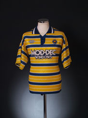 1993-95 Torquay Home Shirt L
