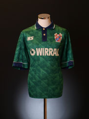 1993-95 Tranmere Rovers Away Shirt L