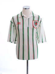 1993-95 Wales Away Shirt XL