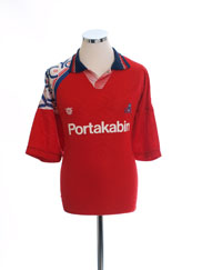 1993-95 York City Home Shirt XL