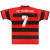 1993-94 Flamengo Umbro Home Shirt #7 L