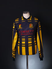 1994-93 Chester Match Issue Away Shirt L/S XL