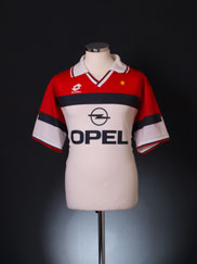 1994-95 AC Milan Away Shirt XL