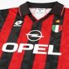 1994-95 AC Milan Lotto Home Shirt L