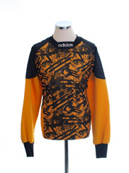 1994-95 adidas Goalkeeper Shirt #1 XL