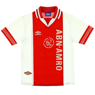 1994-95 Ajax Home Shirt Y