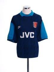 1994-95 Arsenal Away Shirt L.Boys