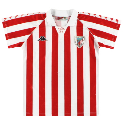 1994-95 Athletic Bilbao Kappa Home Shirt Women's 12