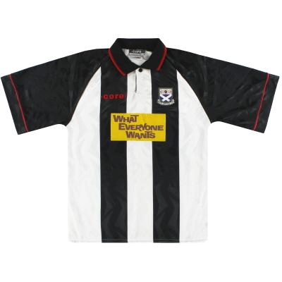 1994-95 Ayr United Home Shirt M