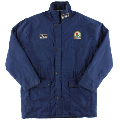 1994-95 Blackburn Asics Bench Coat M