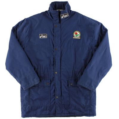 1994-95 Blackburn Asics Bench Coat M