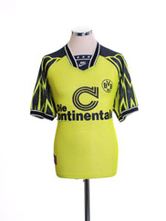 1994-95 Borussia Dortmund Home Shirt XL