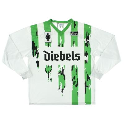 1994-95 Borussia Monchengladbach Home Shirt L/S M