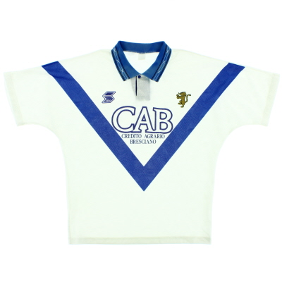 1994-95 Brescia Away Shirt XL.Boys