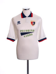 1994-95 Cagliari Away Shirt XL