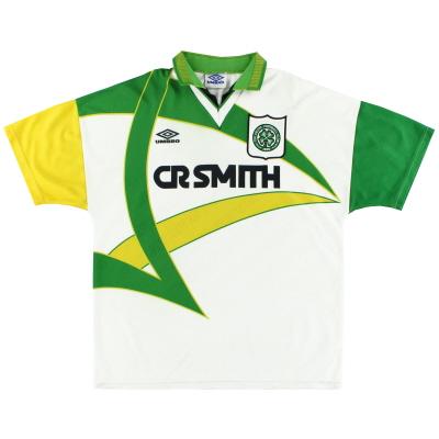 1994-95 Celtic Third Shirt XL