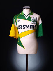 1994-95 Celtic Third Shirt *BNIB* L