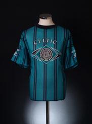 1994-95 Celtic Umbro Leisure Shirt *BNIB* M