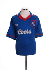 1994-95 Chelsea Home Shirt *Mint* L