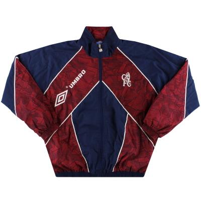 1994-95 Chelsea Umbro Track Jacket L