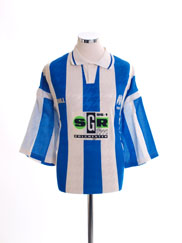 1994-95 Colchester Home Shirt XXL