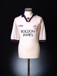 1994-95 Crewe Alexandra Away Shirt XXL