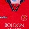 1994-95 Crewe Alexandra Home Shirt *Mint* M