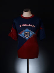 1994-95 England Training Shirt *BNIB* L