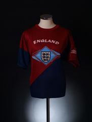 1994-95 England Training Shirt *BNIB* L