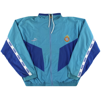 1994-95 Espanyol Puma Track Jacket XL
