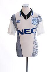 1994-95 Everton Away Shirt *Mint* M